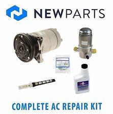 For 1995 Chevrolet Astro GMC Safari AC A/C Repair KIT w/ Compressor & Clutch NEW