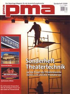 pma Sonderheft 2009 Theatertechnik