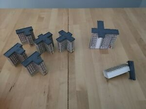 Warhammer Epic Space Marine Buildings Lot - 2 Incomplete