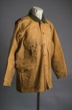 Vtg C.C. Filson Co. Seattle Waxed Hunting Jacket Size 48