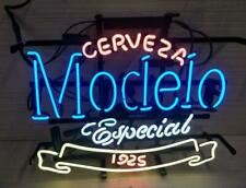 "New Cerveza Modelo Especial 1925 Neon Light Sign 20""X16"" Wall Decor Man Cave"