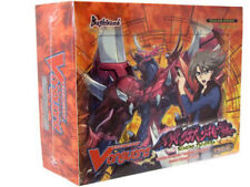 Cardfight!! Vanguard Blazing Perdition Factory Sealed English Booster Box BT17