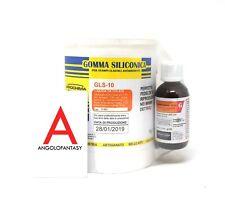 Gls-10 Prochima gomma siliconica liquida da Colata 1 kg modellismo Stampaggio