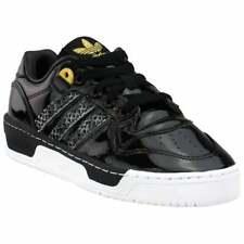 Zapatillas Adidas rivalidad Baja Plataforma W Casual-Negro-Para Mujer