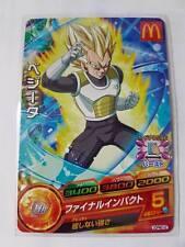 Carte Dragon Ball Z DBZ Dragon Ball Heroes God Mission Part SP #GDPM2-02 Promo
