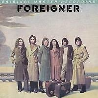 Foreigner - Foreigner Numbered 180G Vinyl LP New Mobile Fidelity
