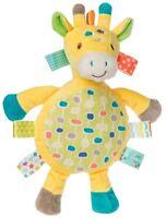 Taggies GUMDROPS GIRAFFE COOKIE CRINKLE Baby Soft Toys Activities BN