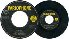 Philippines The BEATLES Girl/ If I Need Someone 45 rpm Record