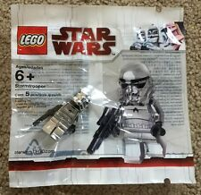 NISP LEGO Star Wars Chrome Stormtrooper Polybag 4591726