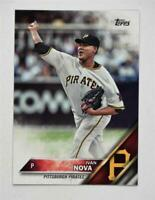 2016 Topps Update #US49 Ivan Nova - NM-MT