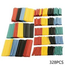 328pcs Cable Heat Shrink Tubing Sleeve Wire Wrap Tube 21 Assortment Set Sell