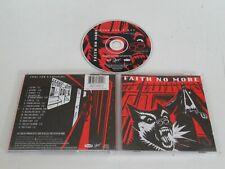 FAITH NO MORE/KING FOR A DAY(LONDON/SLASH 639842820226) CD ALBUM
