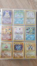 Pokemon Card Base Set Complete LP Charizard,  Blastoise & Ex Venusaur NM-LP Lot