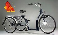 Classic Fahrrad Pfau-Tec Pfiff Shopping Dreirad