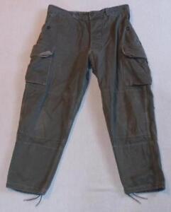 Pantalon de treillis M64 Satin 300 armée française