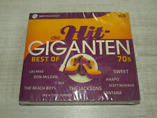 3 CD Die Hit-Giganten - Best Of 70s -Sat 1- **NEU**
