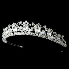 Austrian Crystal Rhinestone Royal Princess Wedding Bridal Prom Tiara Headpiece