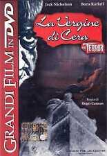 The Terror. La vergine di cera (1963) DVD Jack Nicholson