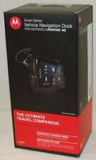 MOTOROLA PHOTON 4G KPM5664Q VEHICLE NAVIGATION DOCK