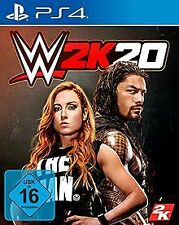 WWE 2K20 - Standard Edition - [PlayStation 4] von 2K | Game | Zustand sehr gut