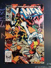UNCANNY X-MEN 175 BRONZE AGE COMIC BOOK 1983 20th Anniversary VF (UX087)