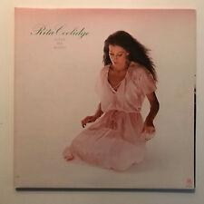 Rita Coolidge Love Me Again vinyl EX
