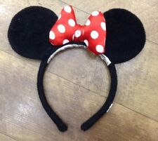 FROM FLORIDA! Disney Minnie Mouse Headband By The Great PretendEars Hanover Accs