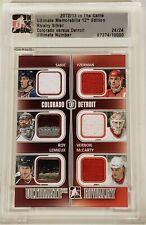 2012/13 ITG - Rivalry Silver - Colorado versus Detroit - Roy, Sakic, Yzerman /24