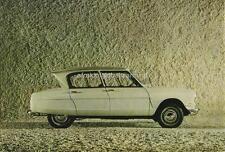 Old Print.  Citroen AMI 6 Berline Auto Advertisement