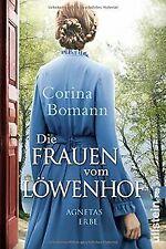 Die Frauen vom Löwenhof - Agnetas Erbe: Roman (Die Löwen...   Buch   Zustand gut