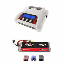 Venom 35C 3S 11.1v 5000mAh LiPo Battery and 2-4 Cell Balance Charger Combo