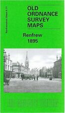 MAP OF RENFREW 1895