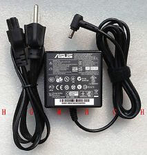 Original OEM 65W 19V Smart AC Adapter for Asus Pro Advanced B551LA-CR015G Laptop