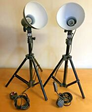Pair of Photo Geeks Professional Photography Lighting Stands