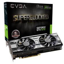 EVGA Geforce GTX 1070 SC 8GB - Graphics Card