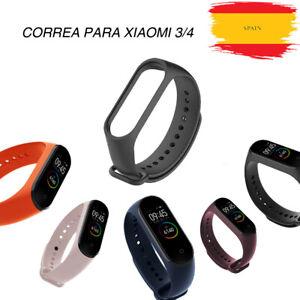 Recambio Correa para Pulsera Actividad Xiaomi Mi Band 3 & 4 Smartwatch