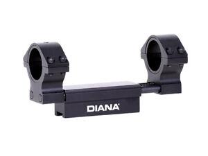 Diana Zielfernrohr Montage Zero Recoil für 11mm Schiene Durchmesser 25,4 u. 30mm
