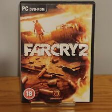 Far Cry 2 (PC: Windows, 2008) Map and Booklet