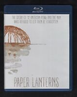 Paper Lanterns (Blu-ray Disc, 2018, Gravitas Ventures) THE WATCHING PROJECT