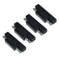 4x Solar SAE Polarity Reverse Adapter For Quick Disconnect Extension Cables