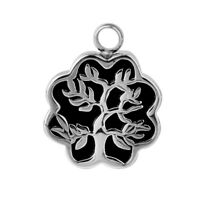 Tree of Life Cremation Pendant Ash Urn Necklace Keepsake Memorial Ash Holder