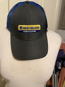 New Holland Agriculture Trucker Hat