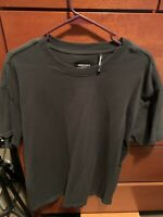 FEAR OF GOD ESSENTIALS 3M Logo Boxy T-shirt Black/White (Small) With Bag