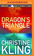 DRAGON'S TRIANGLE (Shipwreck Adventures) Christine Kling Audiobook MP3-CD [K17]