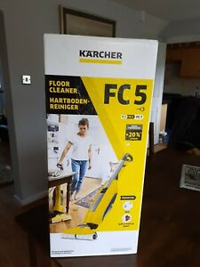 Kärcher FC 5 Hard Floor Cleaner - Yellow - New Sealed and Boxed