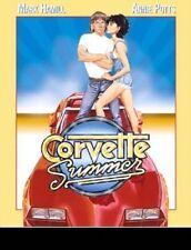 Corvette Summer Mark Star Wars Hamill Annie Potts Teen Drama 1978 Oz Reg4 DVD
