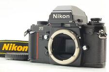 [MINT] Nikon F3 HP Black 35mm SLR Film Camera Body From JAPAN