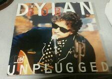 Bob dylan unplugged vinyl . Rare