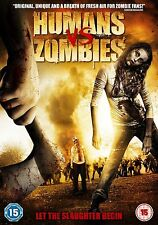 Humans Vs Zombies 2012 Chip Joslin, Dora Madison Burge, Frederic Doss NEW R2 DVD
