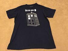 Dr. Who Tardis T Shirt Size Medium